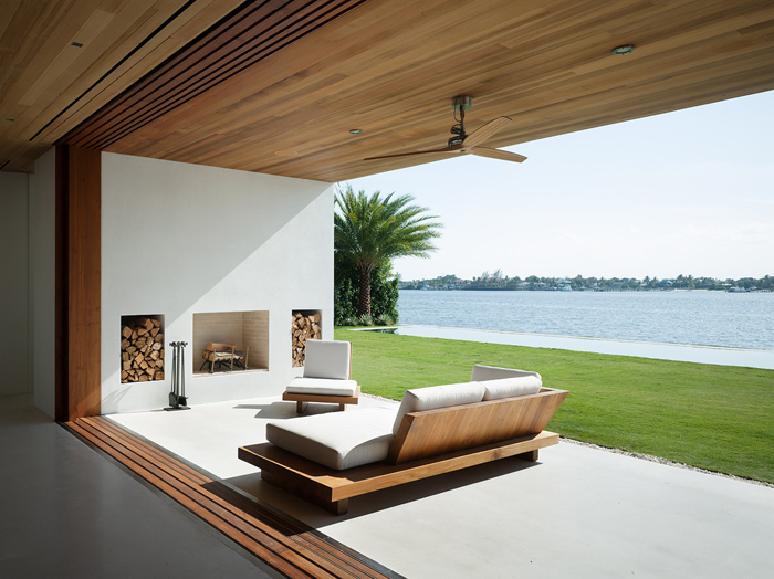 Extended Tour Kelly Klein S Palm Beach Home Morits London