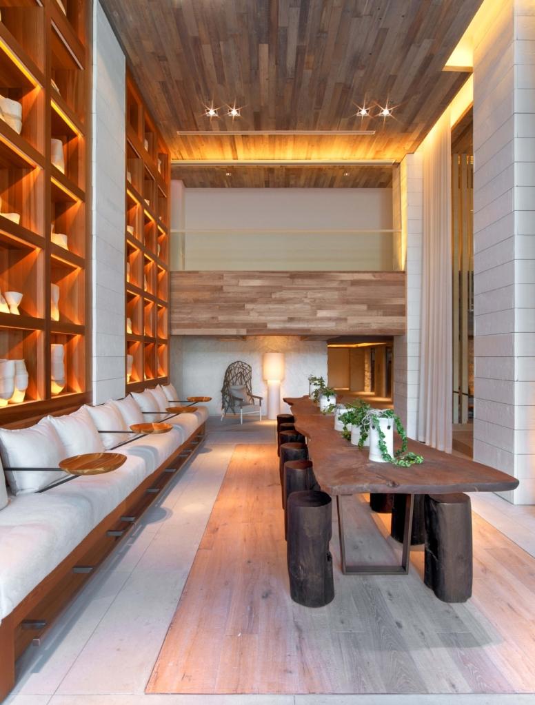 The New 1 Hotel South Beach Miami